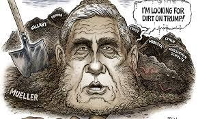Mueller's History of Abusing Power to Entrap Others