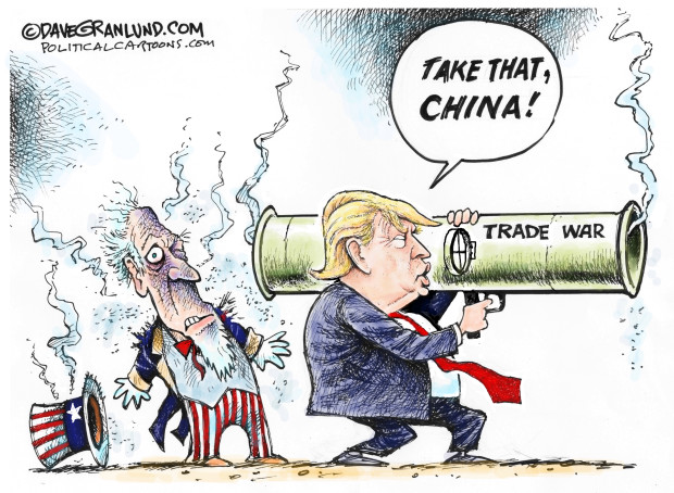 Daddy's Trade War