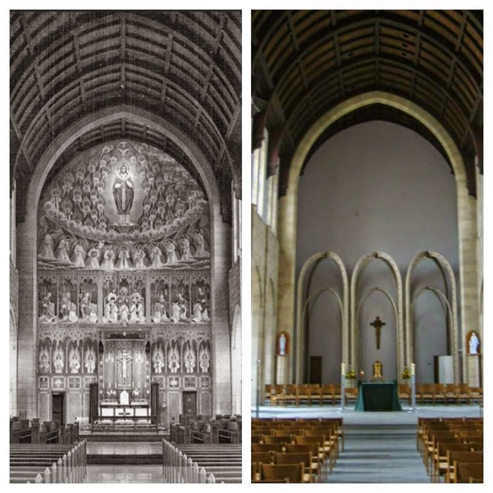 St Turibius Chapel Partially Restored
