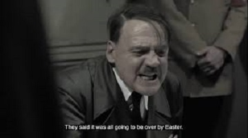 Hitler Reacts to Georgia Opening