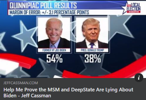 Lies of the DeepState