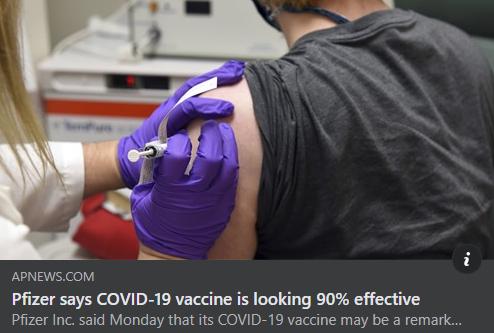 The New Covid-19 Vaccine